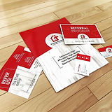 Corporate package designed for a great local company, @prioritybuildersyeg. Nothing more s