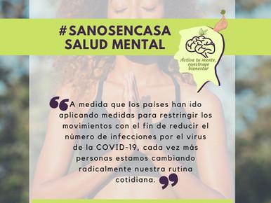 Cuidar nuestra salud mental