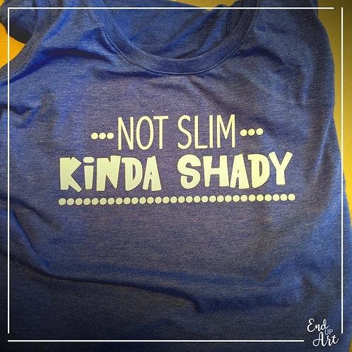 Not Slim Tank