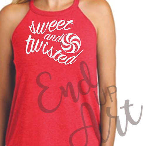 Sweet and Twisted Shirt