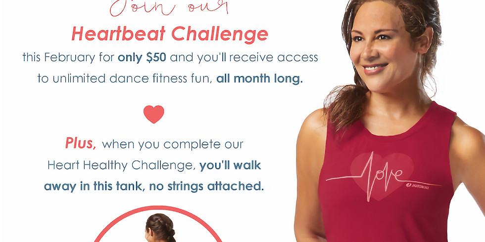 Heart Beat Challenge - non-members