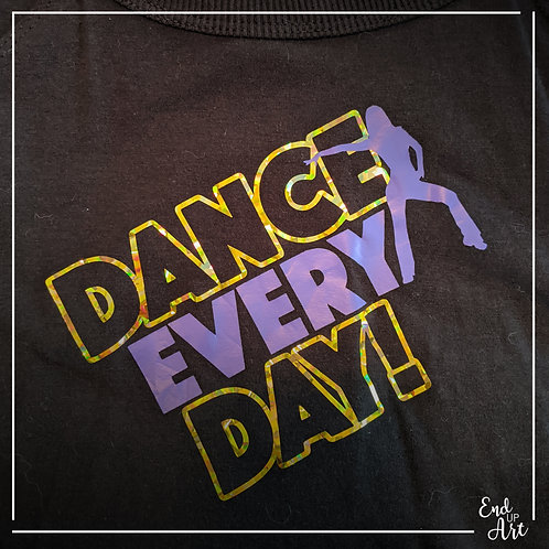 Dance Every Day Tank