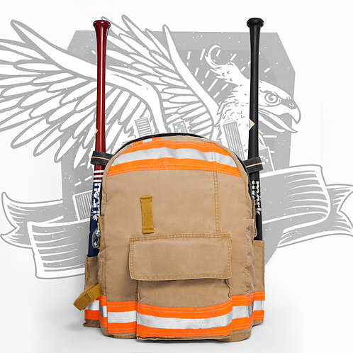 ''Heroes Backpack'' MARK Lumber Edition Limitée