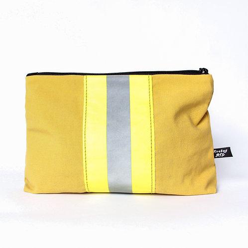 Trousse ''tout usage'' bandes jaunes verticales