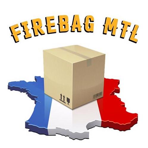 Expédition - France