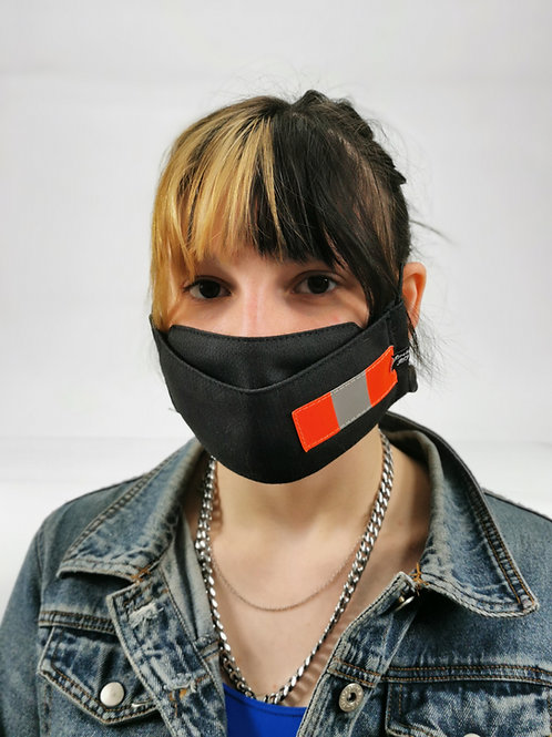 Orange BackdraftMask ''Paquet de 2''
