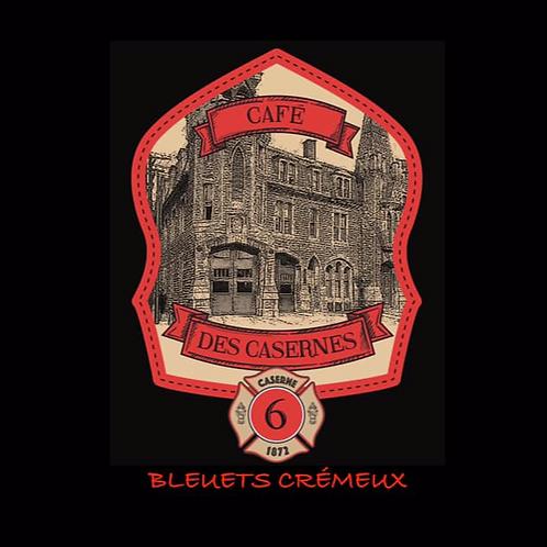 Café de la Caserne No.6: Bleuets Crémeux
