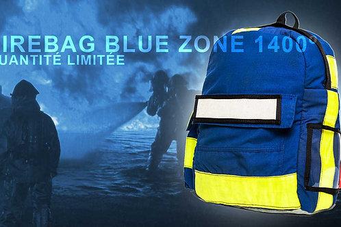 Firebag Blue Zone 1400°C Edition limitée