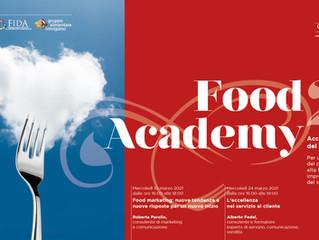 """Percorso di formazione """"Food Academy"""""""