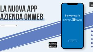 Nuova app AziendaOnWeb