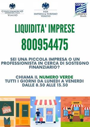 Liquidità Imprese