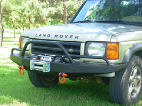 Land Rover Discovery PreRunner Light Bar