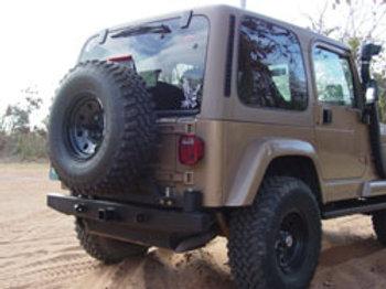 Wrangler TJ Rear Bumper