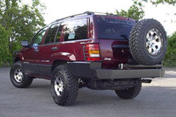 Grand Cherokee WJ Tire Carrier