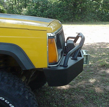 Prerunner Light Bar Side View