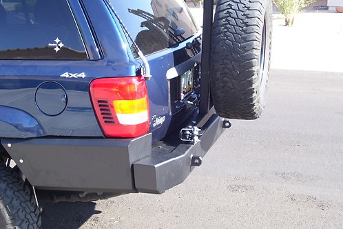 Grand Cherokee WJ (02-04) Rear Bumper