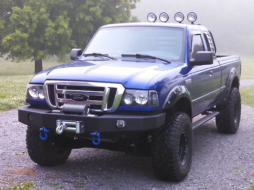 Ford Ranger Front Bumper