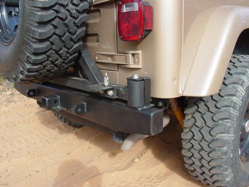 Tire Carrier for Wrangler TJ Rear Bumper