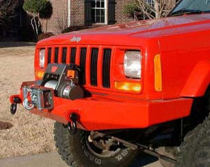 Trailblazer Front Bumper 2
