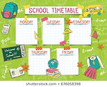 template-school-timetable-students-pupil