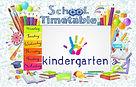 template-school-timetable-vector-1018692