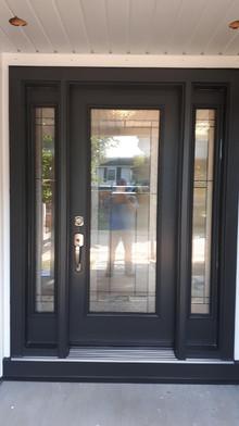 Door & 2 Standard Sidelites