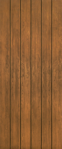 C125 Grain - Cherry No Glass 32x79, 34x79, 36x79
