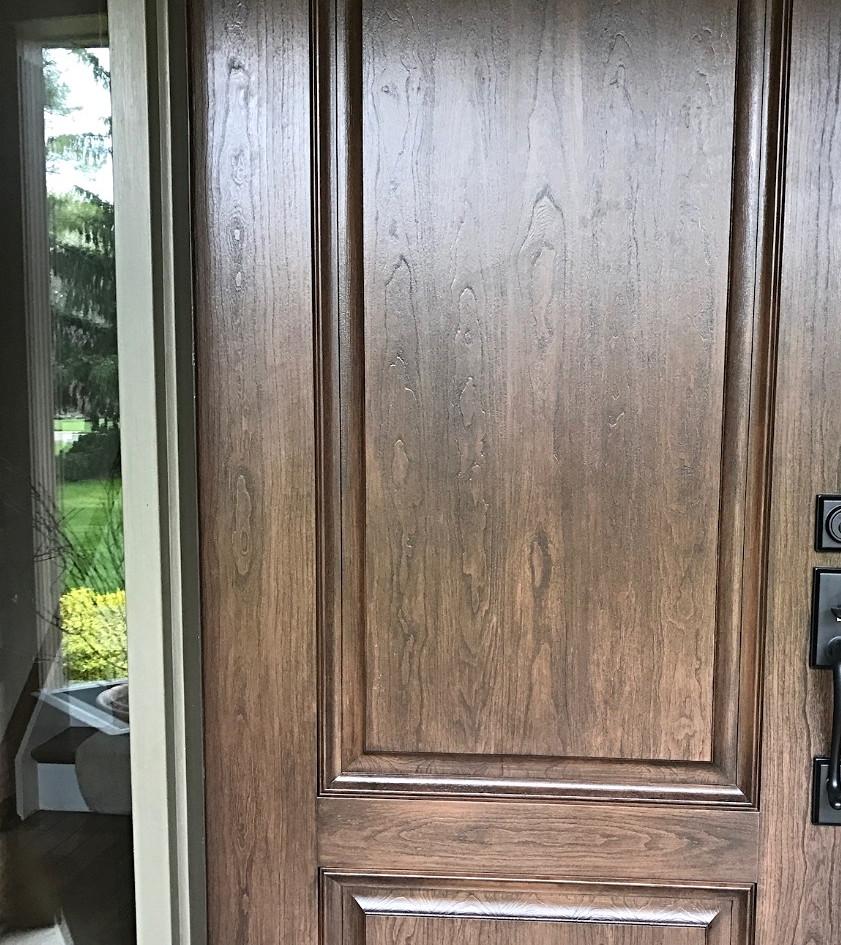 FIBREGLASS DOORS