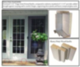 pop up pages for patio door components.j