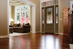 Door & 2 Sidelites & Custom Transom - Mistral