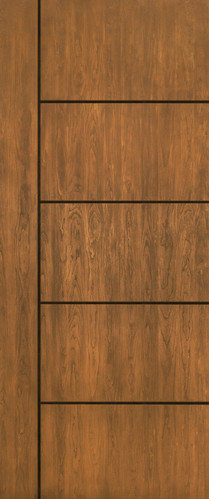 C501 Grain - Cherry No Glass 32x79, 34x79, 36x79