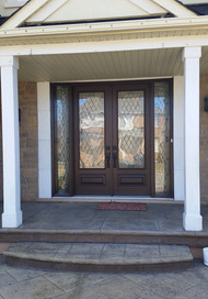 Double Door & 2 Custom Sidelites - Canterbury