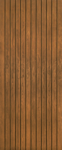 C124 Grain - Cherry No Glass 32x79, 34x79, 36x79