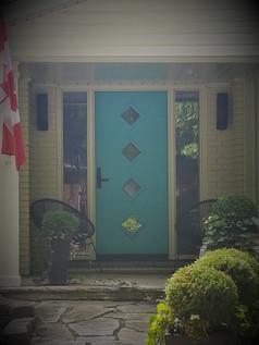 Door & 2 Custom Sidelites