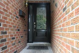 Door & All Glass Sidelite - Brela