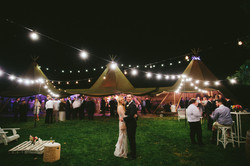 tipi tent wedding gippsland