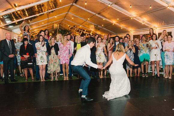 Gippsland Marquee Wedding