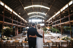 barn wedding gippsland