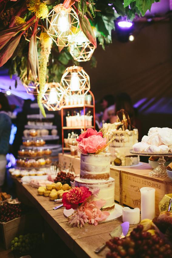 dessert table gippsland