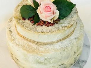 Vanilla Almond Cake