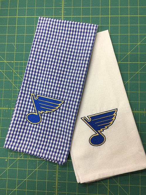 STL Blues Kitchen/Bar Towels