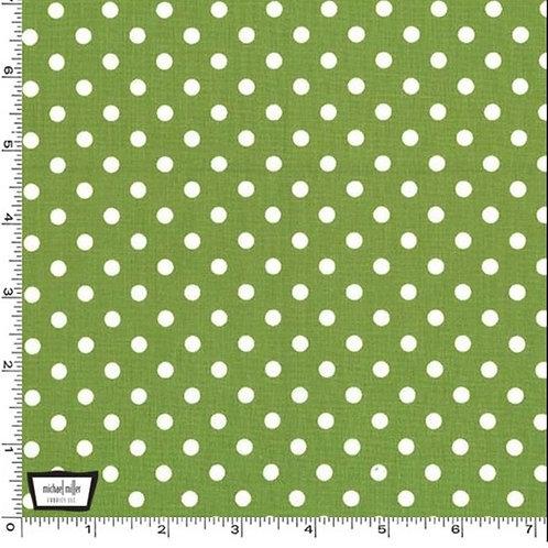 Dumb Dot -  Mead (green) - Michael Miller