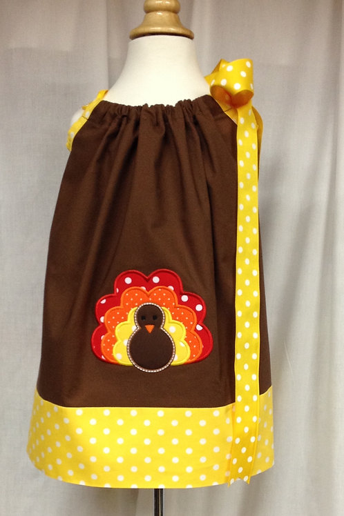 Polka Dot Turkey Dress