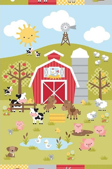 Down on the Farm - Panel