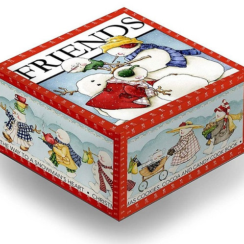 Snow Sweet Advent Quilt Boxed Kit