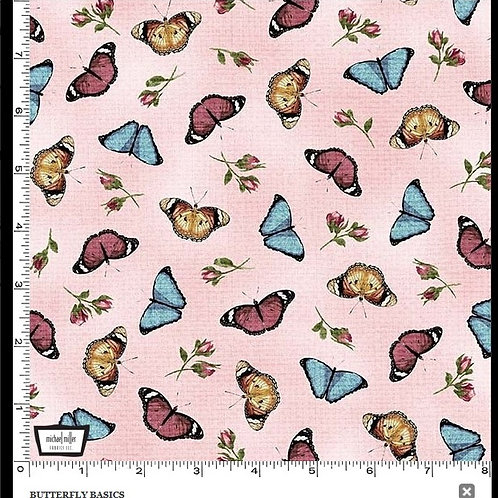 Butterfly Basics Pink