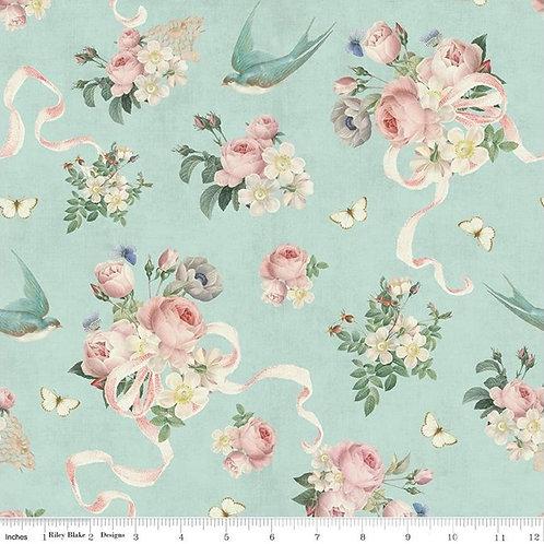 Rose & Violet's Garden - Main Songbird