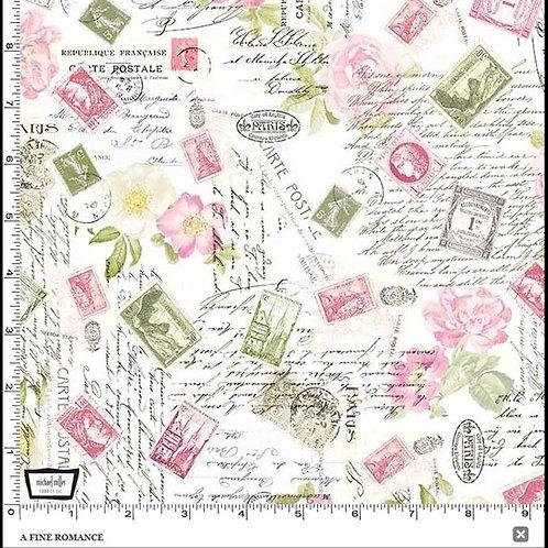 A Fine Romance - La Vie En Rose - Michael Miller