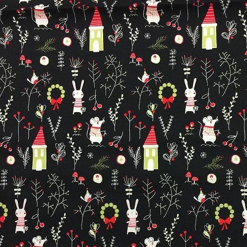 Merry Little Christmas - Main Black