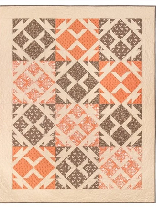 Chestnut Quilt Pattern